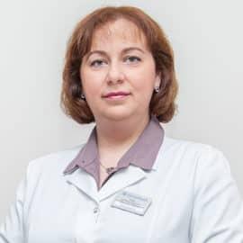 Лікар кардіолог Артеменко Євгенія Олександрівна