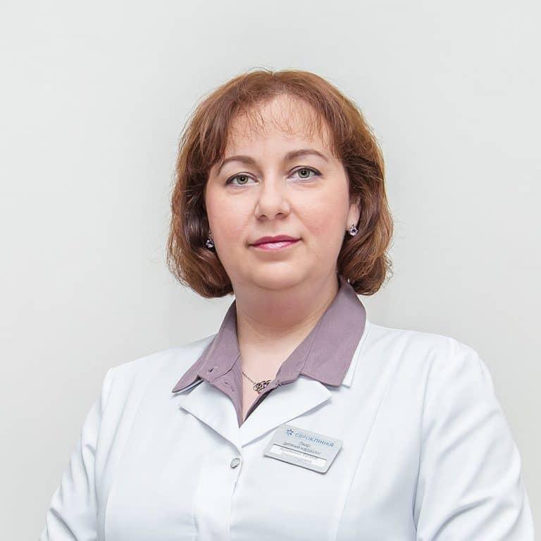 Детский кардиолог Артеменко Евгения Александровна