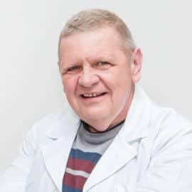Лікар ортопед – травматолог Копейкін Ігор Іванович