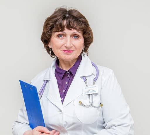 Голуб Тетяна Іванівна