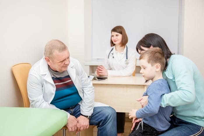 дитячий ортопед