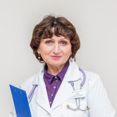 Голуб Татьяна Ивановна