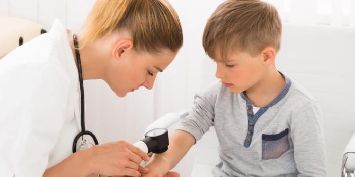 Дитяча дерматологія