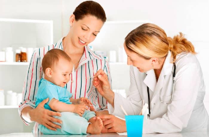 Детские специалисты здоровому ребенку 1-го года
