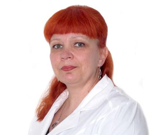 Лікар Ендокринолог Цвєт Леся Олександрівна