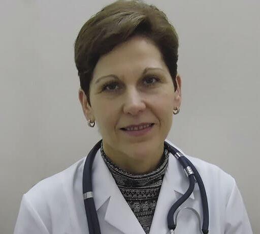 кардиолог Коштура Анжела Валерьевна