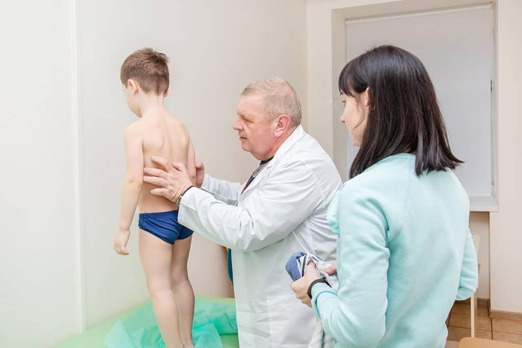 Дитячий вертебролог