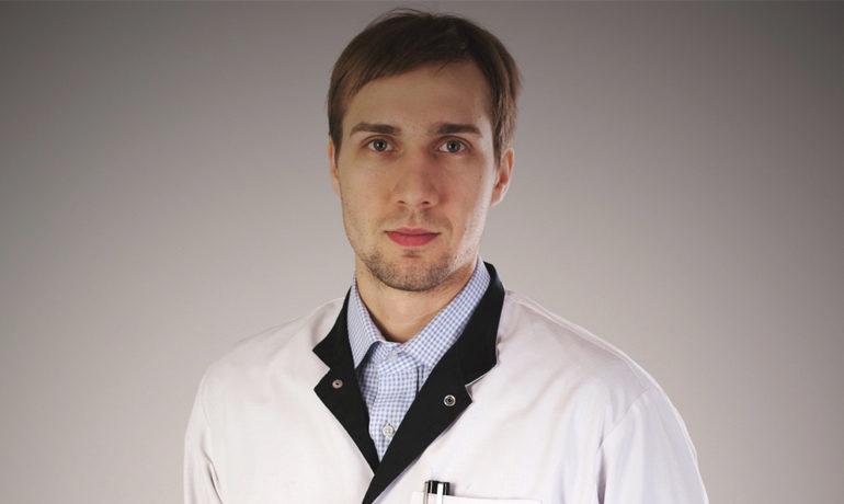 Лікар невролог Масович Святослав Олегович